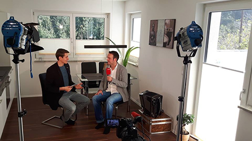 Interview Tirol TV